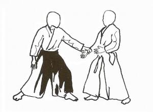 gyaku-hanmi-katate-dori1-300x221 partenaire dans La pratique de l'Aïkido